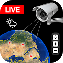 Live Earth Cam - Live Beach, City & Nature Webcams icon