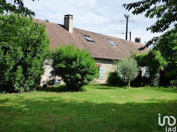maison à Soye-en-Septaine (18)