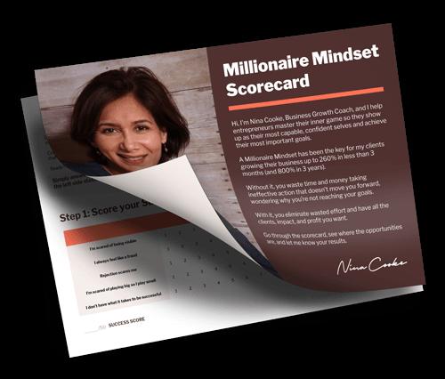 Millionaire Mindset Scorecard