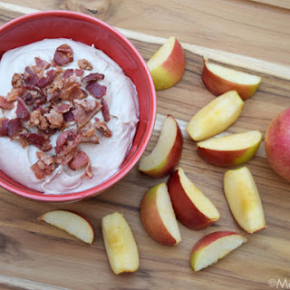 Bacon Caramel Apple Dip