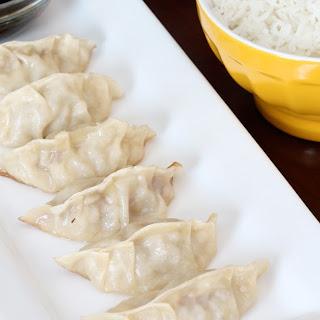 Gyoza (Japanese Potstickers)