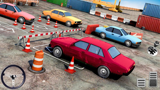 Luxury Car Parking Mania 2020: 3D Free Games apkpoly screenshots 8