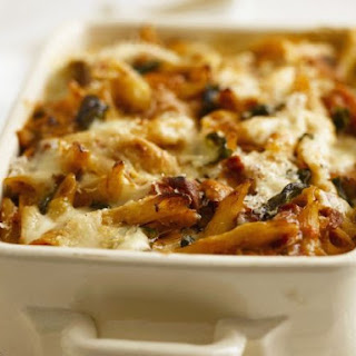 Tomato and Penne Bake
