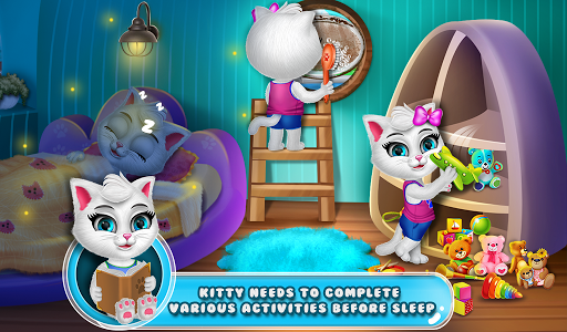 Ava's Kitty Pet Daycare Game Part1 2.1.3 screenshots 7