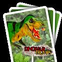 Dinosaur Trump Meister - dino mega trumps cards icon
