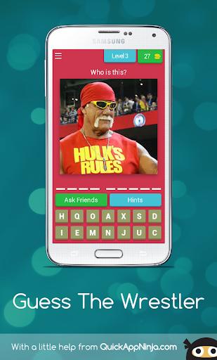 Guess The Wrestler 8.6.1z screenshots 4