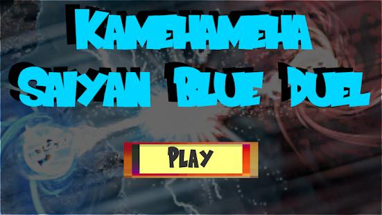 Kamehameha Saiyan Blue Duel - náhled
