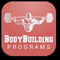 Bodybuilding Programs icon