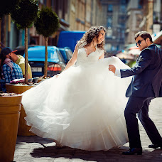 Wedding photographer Orest Palamar (palamar). Photo of 06.04.2016