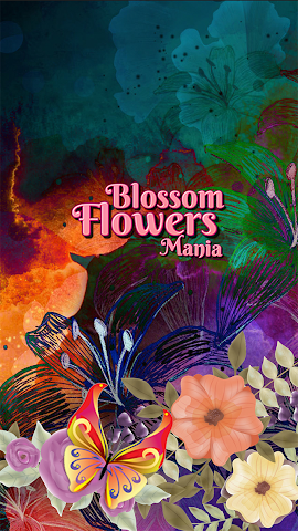 android Blossom Flowers Mania Screenshot 3