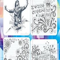 Doodle Art - screenshot thumbnail 03