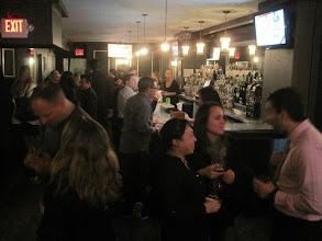 Photo: NYC alumni at Tammany Hall Tavern