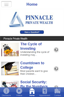 Pinnacle Private Wealth- screenshot thumbnail