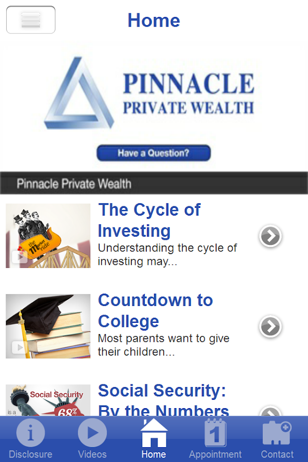 Pinnacle Private Wealth- screenshot