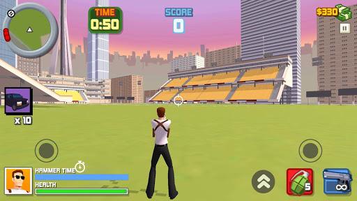 Télécharger Jasper Gangster Shooting Game APK MOD 2