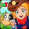My Town: Animal Farm for kids icon