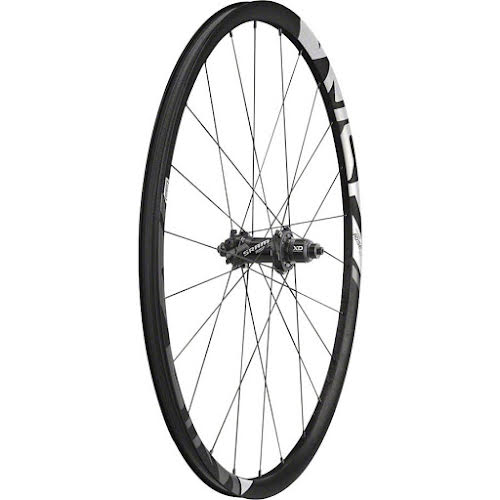"SRAM Rise 60 29"" XD Driver Body 12x148mm Boost, Carbon Rim Tubeless Compatible B1"
