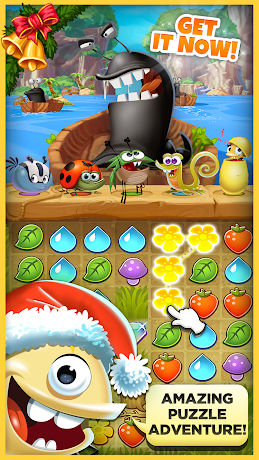 Best Fiends - Puzzle Adventure 4.3.0 (Mod) Apk