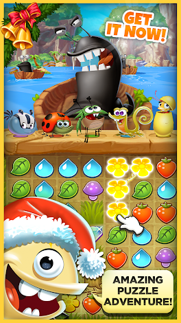 Best Fiends - Puzzle Adventure 4.2.0 (Mod) Apk