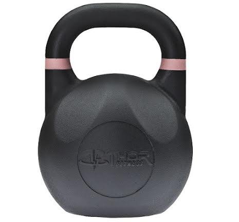 Thor Fitness Competition Kettlebell Black - 16kg