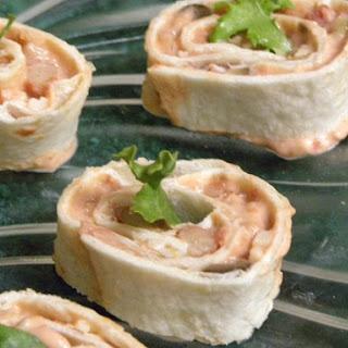 Burrito Pinwheels.