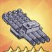533mm四連装磁気魚雷T3
