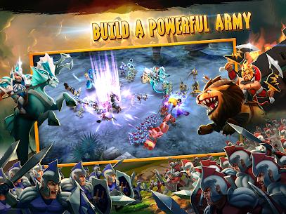 Wartide Heroes of Atlantis MOD (Unlimited Energy/Unsuccessful Skills) 8