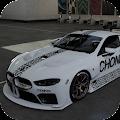 Parking BMW M8 - New Driving Simulator APK