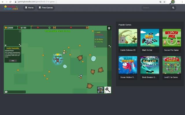 LordZ 2 io Game
