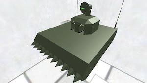 Machine gun tank 3.0
