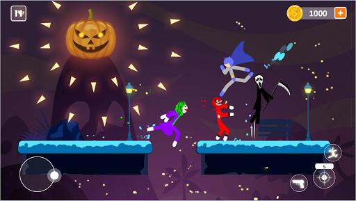 Code Triche Spider Stick Fight - Stickman Fighting Games APK MOD (Astuce) screenshots 5