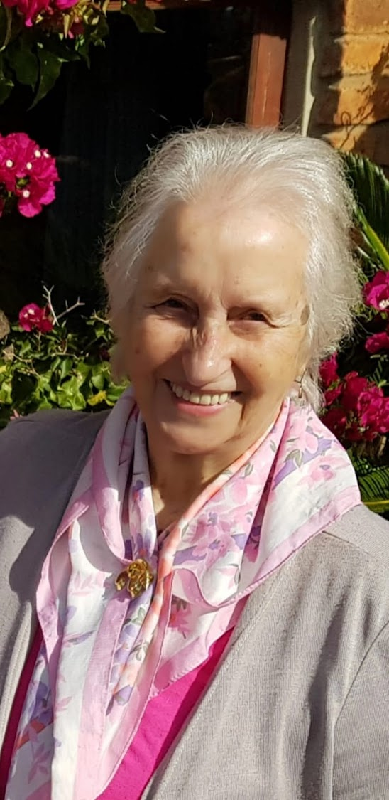 Ann Smit, 86, who died four weeks after being attacked in her Port Elizabeth home.