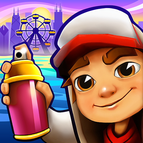 Subway Surfers [Unlimited Coins/Keys/Unlock] 1.113.0mod