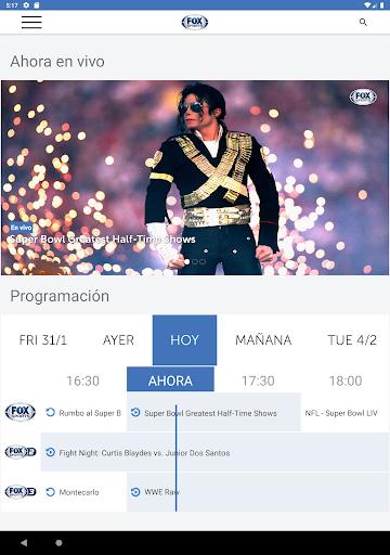 FOX Sports Latinoamu00e9rica 9.1.5 Screenshots 10