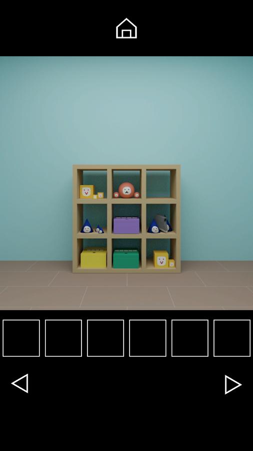 Tiny Room Escape Level