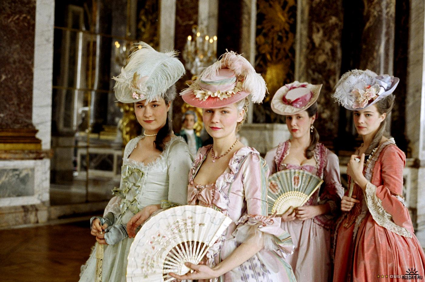 Cinematic Fashion: Marie Antoinette