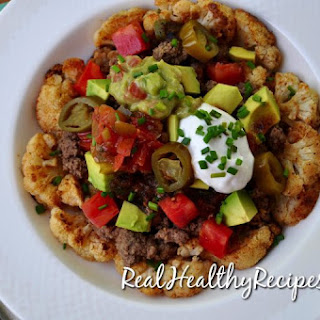 The Ultimate Cauliflower Nachos
