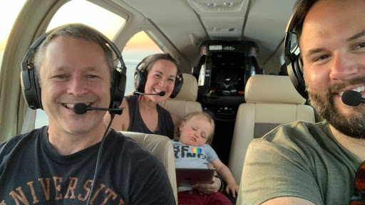 Family Thrown Out Of Southwest Flight Over a Mask, Good Samaritan Pilot Helps Them Out