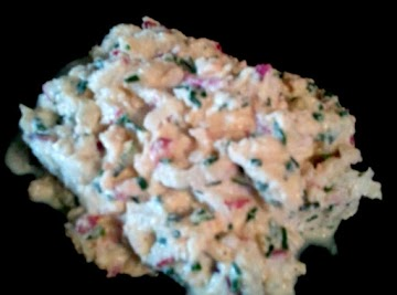 Crisp Celery Root Radish Salad Recipe