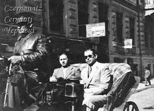 Photo: На розі нинішніх вулиць Руської та Української. Фото 1930-х років.