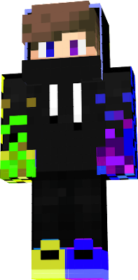 just add this skin to your mincraft