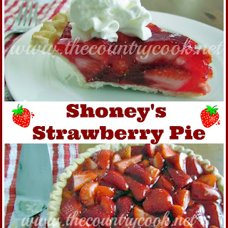Farmhouse Strawberry Pie.