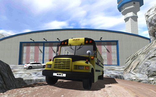 玩免費模擬APP|下載Airport Bus Driver 3D Sim Game app不用錢|硬是要APP