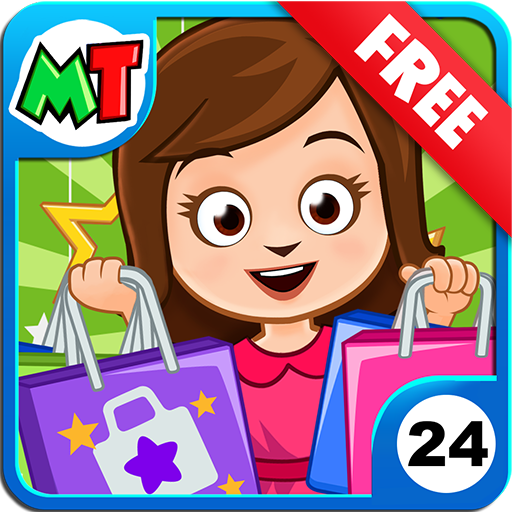 My Town : Shopping Mall Free