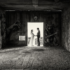 Wedding photographer George Sfiroeras (GeorgeSfiroeras). Photo of 10.08.2018