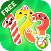 Candy 123 Numbers Writing FREE