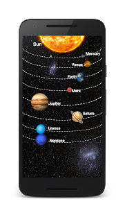 Solar System for Kids - náhled