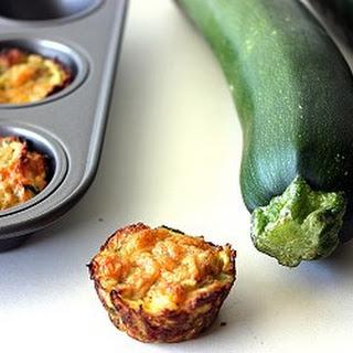 Zucchini Bites.