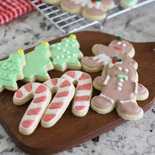 Sugar Cookies Without Baking Soda Recipes
