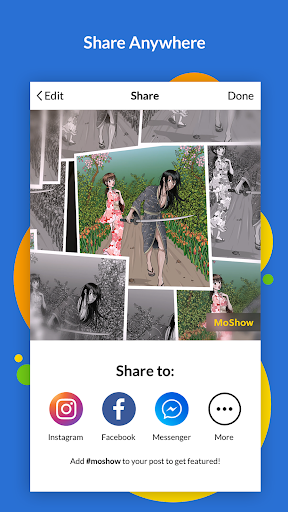 MoShow - Slideshow Maker, Photo & Video Editor 2.5.0.0 Screenshots 5